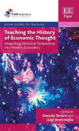 Omslag - Teaching the History of Economic Thought