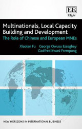 Omslag - Multinationals, Local Capacity Building and Development