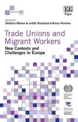 Omslag - Trade Unions and Migrant Workers