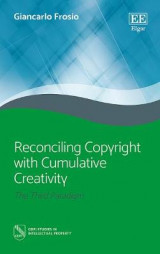 Omslag - Reconciling Copyright with Cumulative Creativity
