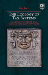 Omslag - The Ecology of Tax Systems