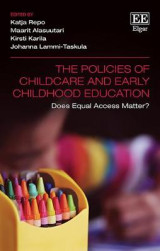 Omslag - The Policies of Childcare and Early Childhood Education