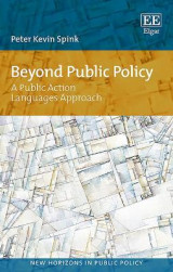 Omslag - Beyond Public Policy