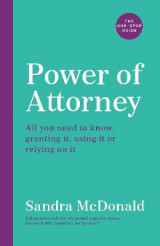 Omslag - Power of Attorney: The One-Stop Guide
