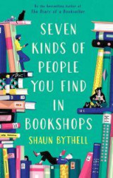 Omslag - Seven kinds of people you find in bookshops