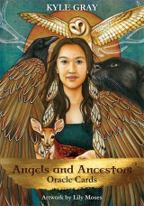 Omslag - Angels and Ancestors Oracle Cards