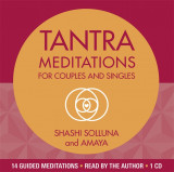 Omslag - Tantra Meditations for Couples and Singles