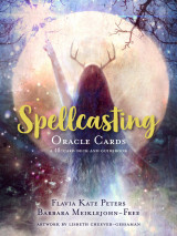 Omslag - Spellcasting Oracle Cards