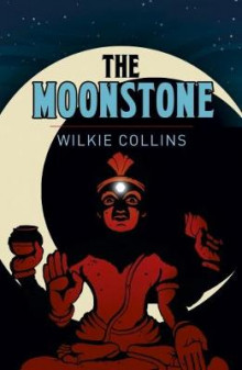 The Moonstone av Wilkie Collins (Heftet)