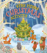 Omslag - The Very Merry Christmas Activity Book