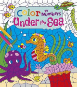 Omslag - Color by Numbers: Under the Sea