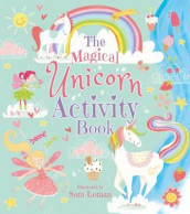 The Magical Unicorn Activity Book av Sam Loman (Heftet)