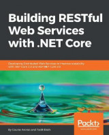 Omslag - Building RESTful Web Services with .NET Core