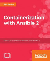 Omslag - Containerization with Ansible 2