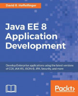 Omslag - Java EE 8 Application Development