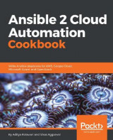 Omslag - Ansible 2 Cloud Automation Cookbook