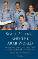 Omslag - Space Science and the Arab World