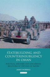 Omslag - Statebuilding and Counterinsurgency in Oman