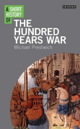 Omslag - A Short History of the Hundred Years War