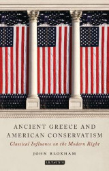 Omslag - Ancient Greece and American Conservatism