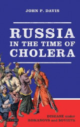 Omslag - Russia in the time of Cholera