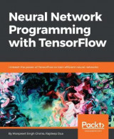 Omslag - Neural Network Programming with Tensorflow
