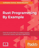 Omslag - Rust Programming By Example