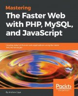 Omslag - Mastering The Faster Web with PHP, MySQL, and JavaScript