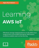 Omslag - Learning AWS IoT