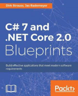 Omslag - C# 7 and .NET Core 2.0 Blueprints