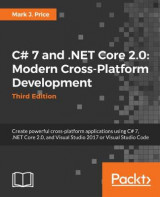Omslag - C# 7.1 and .NET Core 2.0 - Modern Cross-Platform Development - Third Edition