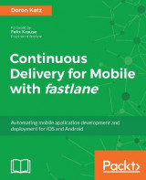 Omslag - Continuous Delivery for Mobile with fastlane