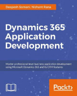 Omslag - Dynamics 365 Application Development