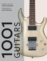 Omslag - 1001 guitars to dream of playing before you die