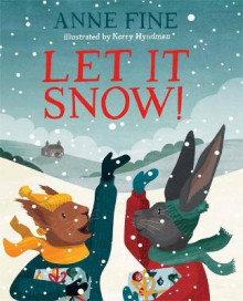 Let it Snow av Anne Fine (Heftet)