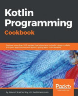 Omslag - Kotlin Programming Cookbook