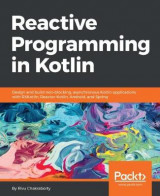 Omslag - Reactive Programming in Kotlin