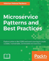 Omslag - Microservice Patterns and Best Practices