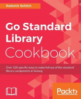Omslag - Go Standard Library Cookbook