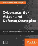 Omslag - Cybersecurity - Attack and Defense Strategies