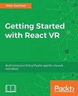 Omslag - Getting Started with React VR