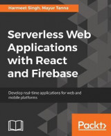 Omslag - Serverless Web Applications with React and Firebase