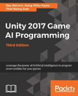 Omslag - Unity 2017 Game AI Programming, Third Edition
