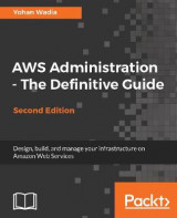 Omslag - AWS Administration - The Definitive Guide