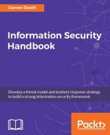 Omslag - Information Security Handbook
