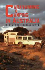 Omslag - Caravanning and Camping in Australia