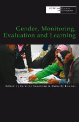 Omslag - Gender, Monitoring, Evaluation and Learning