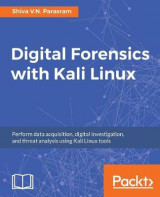 Omslag - Digital Forensics with Kali Linux