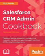 Omslag - Salesforce CRM Admin Cookbook.