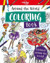 Around the World Coloring Book av Lonely Planet Kids (Heftet)